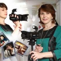 Видеосъёмка и видеомонтаж любых мероприятий, в Липецке