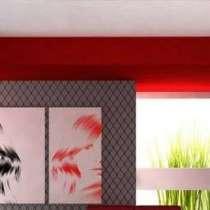 Ремонт квартир, навесные потолки гипсобетонный, кафель-сануз, в Хабаровске