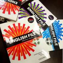 English file 3/4 edition/издание, в Санкт-Петербурге