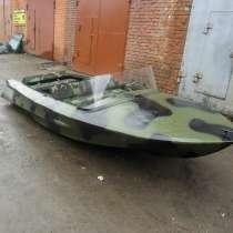 Лодка ОБЬ1 зич, в Тольятти