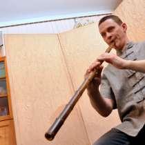 Уроки игры на флейтах Сяо 簫, Дицзы 笛子 и окарине Сюнь 塤, в Москве