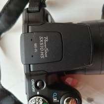 Цифровой фотоаппарат Canon PowerShot SX510 HS, в Новосибирске
