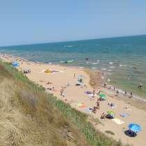 Отдых на Азовском море в Кучугурах, в Краснодаре