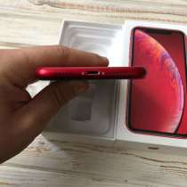 Продам iPhone XR red, в идеальном состоянии, комплект, в Брянске