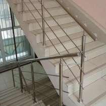 Ограждение лестниц балюстрад балконов, в Ростове-на-Дону