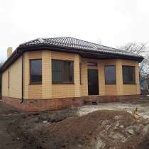 Новый дом 125 кв. м. на 5 сотках, в Ростове-на-Дону