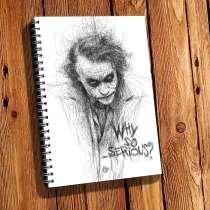 Блокнот (Sketchbook) с любой обложкой, в г.Донецк
