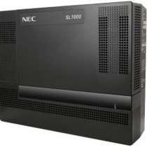 Цифровая мини IP АТС NEC SL1000, в Краснодаре