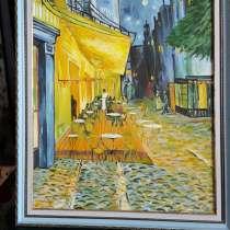 Копии холстов художников - Галса, Леонардо да Винчи, Ван Гог, в г.Мелитополь