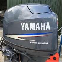 Лодочный мотор Yamaha F50, в Москве