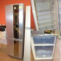 Холодильник Haier HRF-369AA Гарантия и Доставка, в Москве