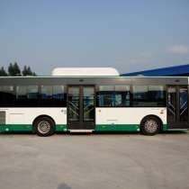 городской Автобус Голден Драгон XML6105, в Ростове-на-Дону