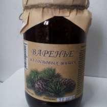 Варенье из молодых сосновых шишек 420 гр. (г. Коломна), в Москве