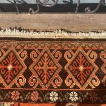 Ковер шерстяной, ручной работы, в г.Шымкент