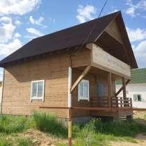 Дом 100 м2 ДНТ Коттеджио (с. Веськово), в Переславле-Залесском