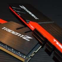 G-Skill Trident Z Новая оперативная память, в Уфе