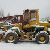 Продается фронтальный погррузчик ТО-27, в Тольятти