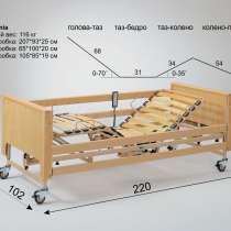 Медицинская кровать с электроприводом, в Санкт-Петербурге