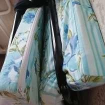 Раскладная кровать с матрасом паролон ламели, 1спальное, в Апрелевке