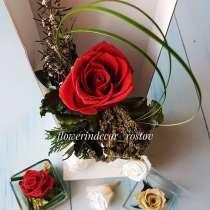 Стабилизированные Розы.(Вечная Роза), в Ростове-на-Дону