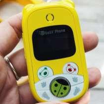 Детский мобильный сотовый телефон Baby Phone бэбифон, в Владивостоке