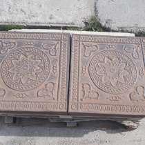 Чугунные плиты 19 век. Старинные плиты, в Ростове-на-Дону