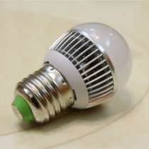 Качественные светодиодные лампы 4.5-7Вт, в Чите