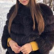 Шуба Песец, в Иркутске