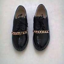 Ботинки новые на девочку по стельки 20-20.5 см, в Москве