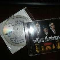 Tony Montanas Destination автограф Psychobilly 2CD, в Москве