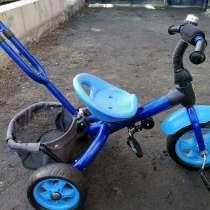 Продам детский трехколесный велосипед, в Коркино