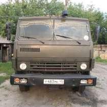 Сцепка самосвал камаз 53212 с прицепом гкб 8551, в Кургане