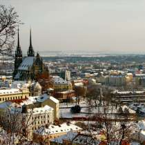 Новогодние каникулы в Европе, в Брянске