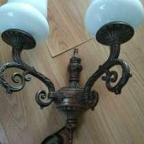Светильник настенный, в Омске