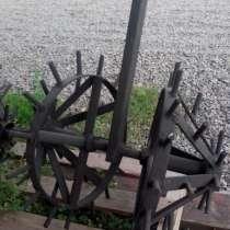 Ёжики конусные на втулках для прополки картошки, в Йошкар-Оле