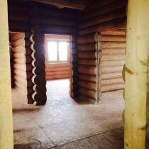 Продается бревенчатый дом 2014 г. п. 166 м2 на уч-ке 30 сот, в Туле