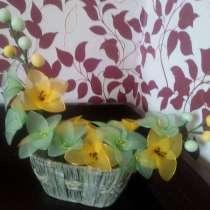 Цветы из капрона, в г.Брест