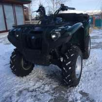 Продам Yamaha Grizzly 700, в Москве