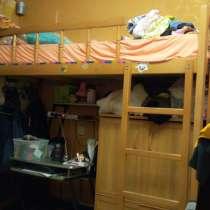 Продам 2х ярусную кровать, в Новочеркасске