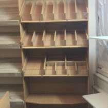Продаю мебель для магазина(Стеллажи, витрины, кассовый стол, в Балашихе