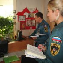 Пожарная безопасность, в Челябинске