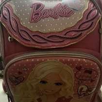 Детский рюкзак barbie, в Чите
