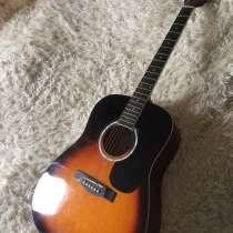Акустическая гитара, в Москве