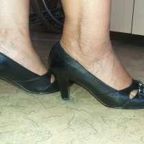 Туфли кожаные, в г.Павлодар