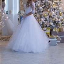 Продам свадебное платье, в Комсомольске-на-Амуре