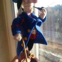 Коллекционная кукла - мультгерой, в Владивостоке