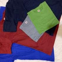 Новый мужские футболки размер М, в Москве