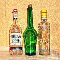 Бутылки декоративные, в Смоленске
