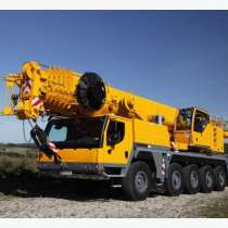 Аренда автокрана 100 тонн 52(85) метра Liebherr LTM 1100, в Нижнем Новгороде