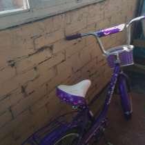 Продам велосипед для девочки 8-10 лет, в Новосибирске